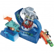 Hot Wheels City Robo-Hai-Angriff Spielset