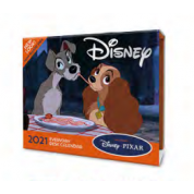 Danilo Calendar - DISNEY ANIMATION 2022 DESK BLOCK