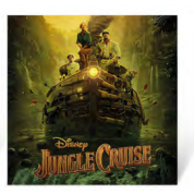 Danilo Calendar - DISNEY JUNGLE CRUISE 2022 SQUARE CALENDAR