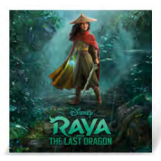 Danilo Calendar - DISNEY RAYA & THE LAST DRAGON 2022 SQUARE CALENDAR