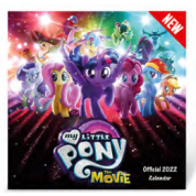 Danilo Calendar - MY LITTLE PONY MOVIE 2022 SQUARE CALENDAR