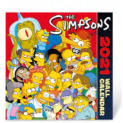 Danilo Calendar - THE SIMPSONS 2022 SQUARE CALENDAR