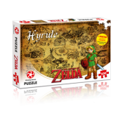 Puzzle - The Legend of Zelda Hyrule field 500 pc