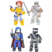 FCBD 2021 GI Joe A Real American Hero Minimates Box Set (4)