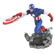 Marvel Gallery Vs Captain America PVC Statue
