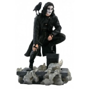 The Crow Movie Rooftop Gallery Pvc Statue