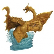 Godzilla Gallery 1991 King Ghidorah DLX PVC Fig (Res)