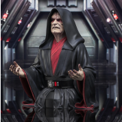 Star Wars Rise of Skywalker Emperor Palpatine 1/6 Scale Bust