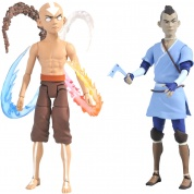 Avatar Series 4 DLX Action Figure Asst (6)