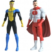 Invincible Series 1 Action Figure Asst (6)