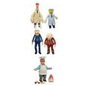Muppets Best Of Series 2 Figure Asst (6)