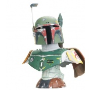 Star Wars Ep5 L3D Boba Fett 1/2 Scale Bust