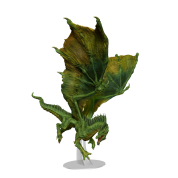 D&D Icons of the Realms Miniatures: Adult Green Dragon