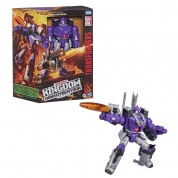 Hasbro Transformers Toys Generations War for Cybertron: Kingdom Leader WFC-K28 Galvatron Action Figure