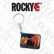 Rocky Beat the Meat Limited Edition Keyring