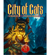 Southlands City of Cats for 5th Edition - EN