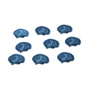 e-Raptor Sanity Tokens Set 3 pt (15 pcs)