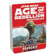 FFG - Star Wars Age of Rebellion RPG: Advocate Specialization Deck - EN