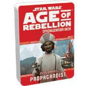 FFG - Star Wars Age of Rebellion RPG: Propogandist Specialization Deck - EN