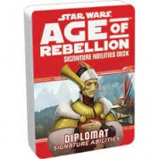 FFG - Star Wars Age of Rebellion RPG: Diplomat Signature Specialization Deck - EN