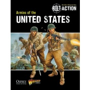 Bolt Action 2 Armies of the United States - EN
