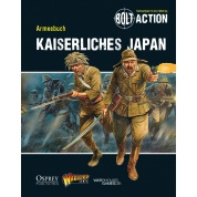 Bolt Action 2 Armeebuch Kaiserliches Japan - DE