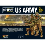 Bolt Action 2 US Army Starter Army - EN