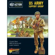 Bolt Action 2 US Army Support Group (HQ, Mortar & MMG) - EN