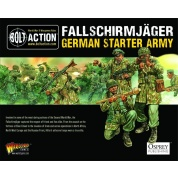 Bolt Action 2 Fallschirmjager Starter Army - EN