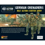 Bolt Action 2 German Grenadiers Starter Army - EN