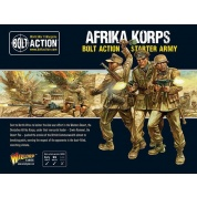 Bolt Action 2 Afrika Korps Starter Army - EN