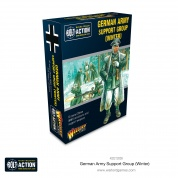 Bolt Action 2 German Army Support Group (Winter) - EN