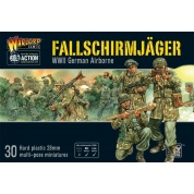 Bolt Action 2 Fallschirmjager (German Paratroopers) - EN