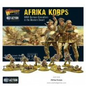 Bolt Action 2 Afrika Korps Infantry - EN