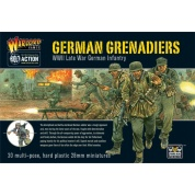 Bolt Action 2 German Grenadiers - EN