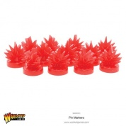 Bolt Action 2 Warlord Pin Markers - EN