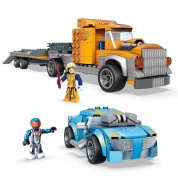 Mattel Mega Construx Hot Wheels Twinduction Hauler Pack