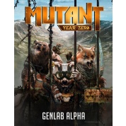 Mutant Year Zero - Genlab Alpha Core Book - EN