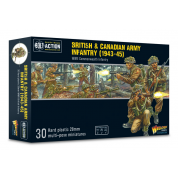 Bolt Action 2 British & Canadian Army infantry (1943-45) - EN
