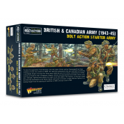 Bolt Action 2 British & Canadian Army (1943-45) starter army - EN