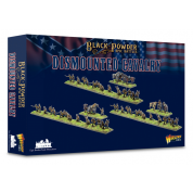 Black Powder Epic Battles: ACW Dismounted Cavalry - EN