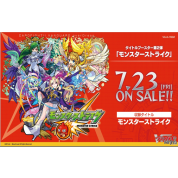 Cardfight!! Vanguard overDress - Monster Strike Booster Display (12 Packs) - JP