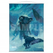 UP - Wall Scroll - Icewind Dale Rime of the Frostmaiden - Dungeons & Dragons Cover Series