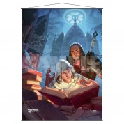 UP - Wall Scroll - Candlekeep Mysteries - Dungeons & Dragons Cover Series