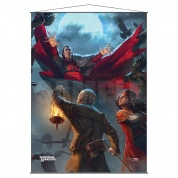 UP - Wall Scroll - Van Richten's Guide to Ravenloft - Dungeons & Dragons Cover Series