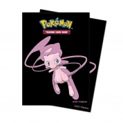 UP - Mew Deck Protector sleeves for Pokémon (65 Sleeves)