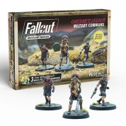 Fallout: Wasteland Warfare - Caeser's Legion: Military Command - EN