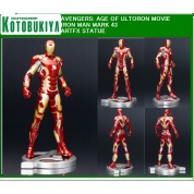 Avengers Age Of Ultron Movie - Iron Man Mark 43 ARTFX Statue 28cm