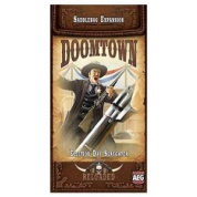 Doomtown: Reloaded ECG Saddlebag Expansion 3 - Election Day Slaughter - EN