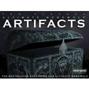 Ultimate Werewolf Artifacts 2e - EN